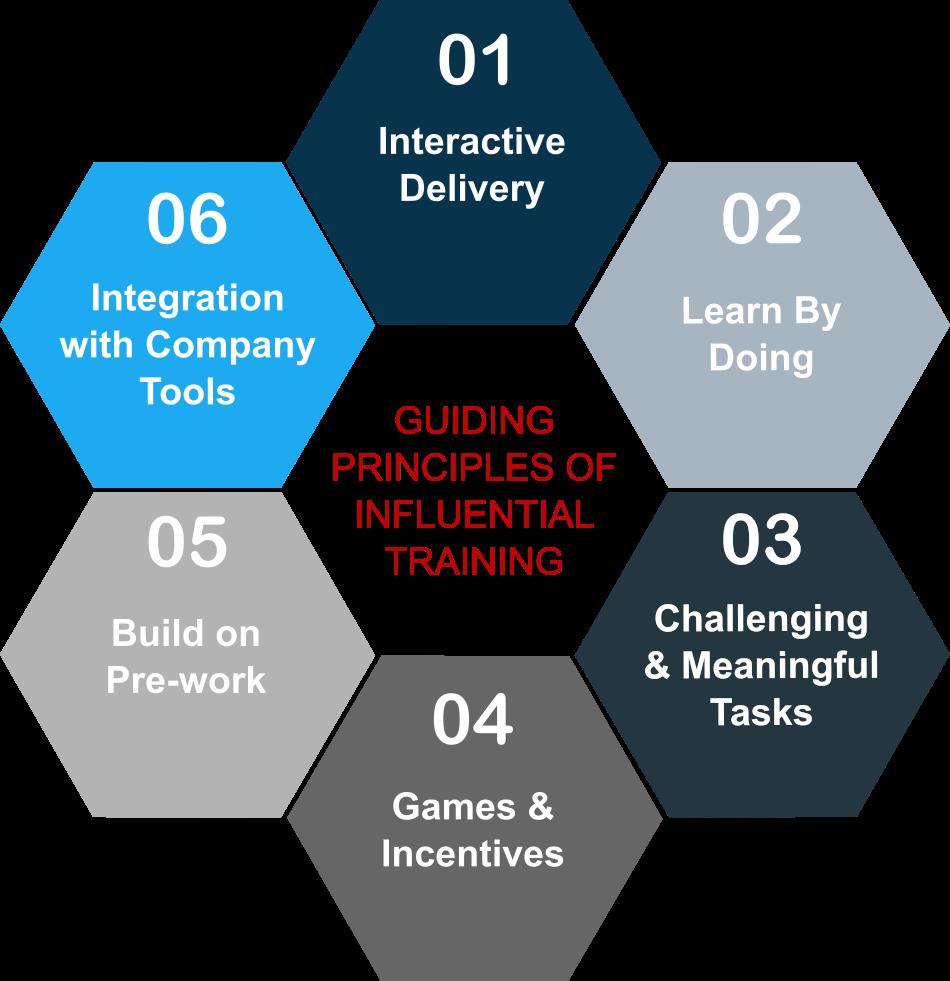 Training Design Principles